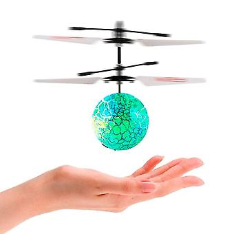 Flying Ball/Infrared Induction Ball (Green)