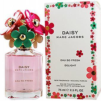 MARC JACOBS DAISY EAU SO FRESH DELIGHT Edt spray 75 ml (limited edition)