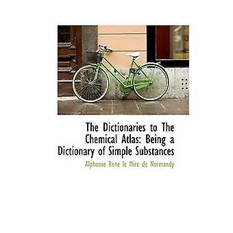 Ordlistor till kemiska Atlas är en ordbok av enkla ämnen av Rene le Mire de Normandie & Alphonse