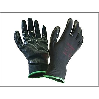 Scan Inspection Seamless Gloves Large 12 Pairs