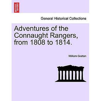 1814 1808 からコンノート レンジャーの冒険。Vol. II。グラッタン ・ ウィリアムによって