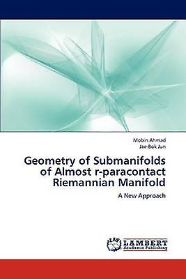 Geometry of Subhommeifolds of Almost rparacontact Riehommenian Manifold by Ahmad & Mobin
