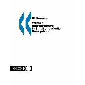 OCDE processo mulheres empresárias em pequenas e médias empresas pela publicação da OCDE