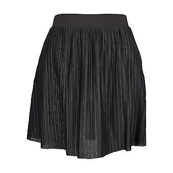 Urban Classics Damen Sommerrock Jersey Pleated Mini