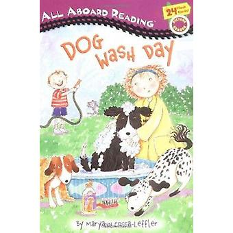 Dog Wash Day  - All Aboard Picture Reader Book