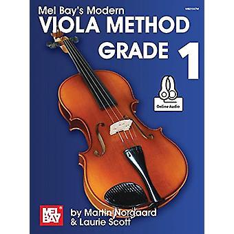 Modern Viola Method - Grade 1 - 9781513460260 Book