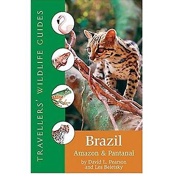 Brazil (2nd) by David L. Pearson - Les Beletsky - 9781566565936 Book