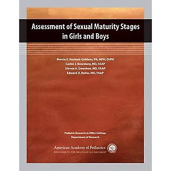 Assessment of Sexual Maturity Stages in Girls and Boys by Marcia E. H