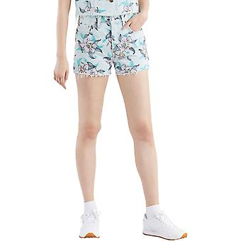 Levi es 501 High Waisted Denim Shorts