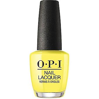 OPI Neon Collection Summer 2019 PUMP Up the Volume, NL N70, 0.5 Fl oz.
