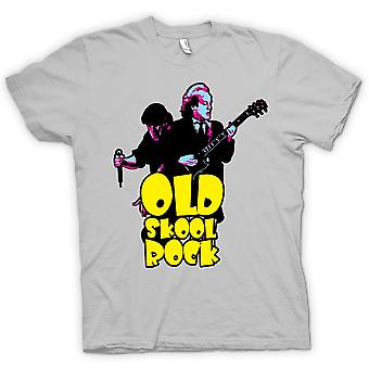 Kids T-shirt - AC/DC - Old Skool Rock - Guitar - Rock Band - New