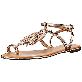 Report Womens Citine Open Toe Casual Slide Sandals