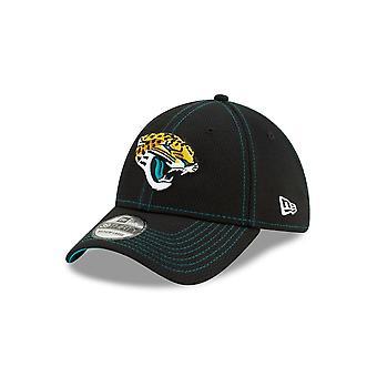 New Era Nfl Jacksonville Jaguars 2019 Sideline Road 39thirty Cap