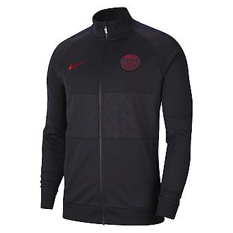 2019-2020 VESTE PSG Nike I96 (Gris pétrole)