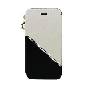 iPhone 6/6s - 4.7 Inch Slash Exotic Gem Monochrome Folio Hard Shell