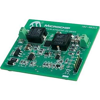 PCB design styret Microchip Technology MCP1630RD-SALED