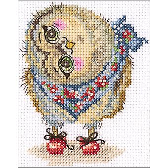 What A Wonderful World! Cross Stitch Kit-4
