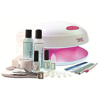 Rio Manicure Kit And Nail Extensions