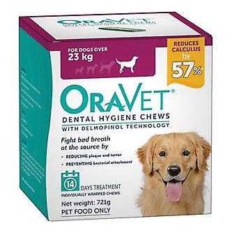 Oravet Dental Chew Large 14's