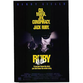 Ruby Movie Poster Print (27 x 40)