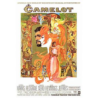 Camelot Movie Poster Print (27 x 40)