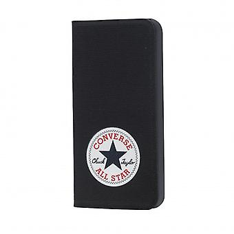 CONVERSE Canvas mobile phone cases iPhone 5/5s/SE Black
