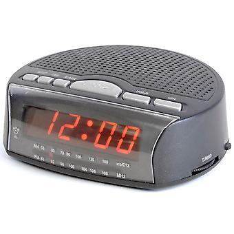 Lloytron 夜明けの目覚まし時計ラジオ (J2006BK)
