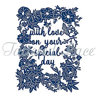 Tattered Lace Totally Entwined Special Occasion Die