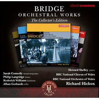 Bridge Orchestral Works - The Collector's Edition by Bbc National Orchest