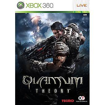 Kvanteteorien Xbox 360 spil