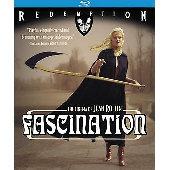 Fascination [BLU-RAY] USA import
