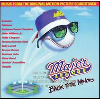 Various Artists - Major League 3-Back to the Min [CD] USA import