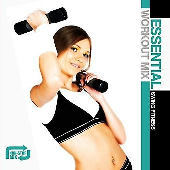 Essential Training Mix: Swing Fitness - Essential Training Mix: Swing Fitness [CD] USA Import