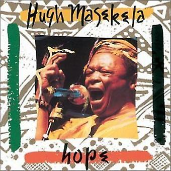 Hugh Masekela - håb [CD] USA import