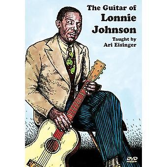 Ari Eisinger - Guitar of Lonnie Johnson Taught by Ari Eisinger [DVD] USA import