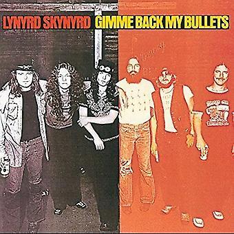 Lynyrd Skynyrd - Gimme tilbage My Bu(LP) [Vinyl] USA import