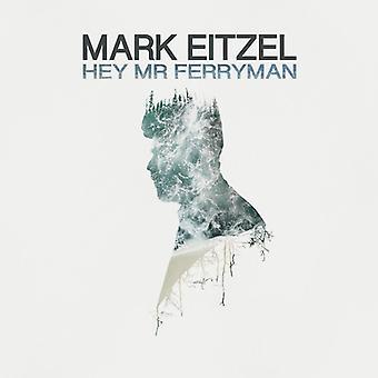 Mark Eitzel - Hey Mr Ferryman [Vinyl] USA import