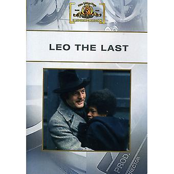 Leo le dernier USA [DVD] import