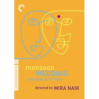 Monsoon Wedding [DVD] USA import