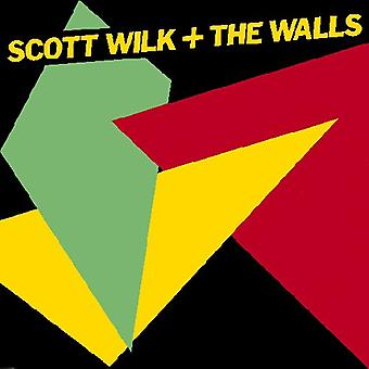 Scott Wilk & väggarna - Scott Wilk & väggarna [CD] USA import
