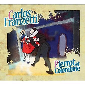 Carlos Franzetti - Pierrot Et Colombine [CD] USA importerer