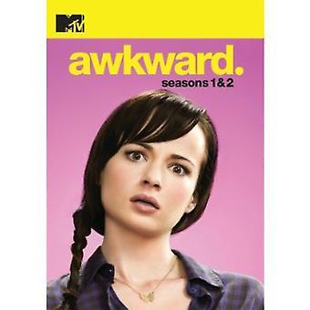 Umständlich: Saison 1 & 2 [DVD] USA import