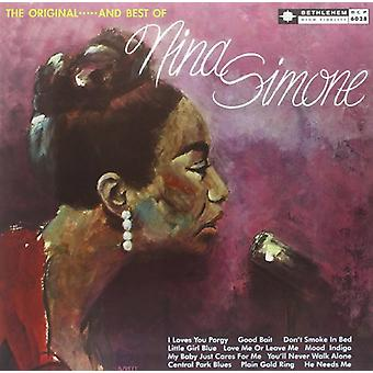 Nina Simone - Little Girl Blue [Vinyl] USA import