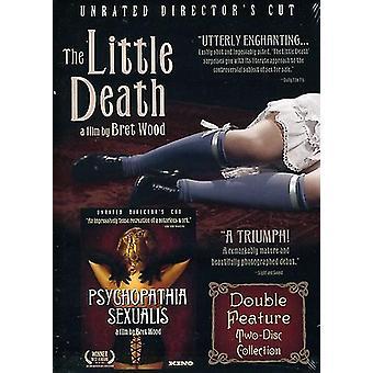 Kleine dood/Psychopathia Sexualis [DVD] USA importeren