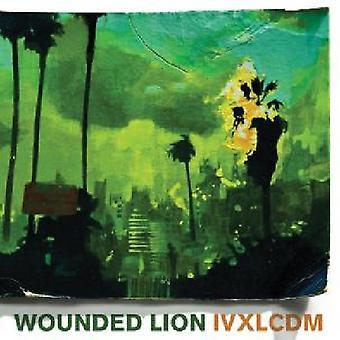 Såret løve - Ivxlcdm [CD] USA importerer