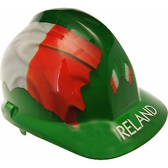 Ireland Themed Hard Hat