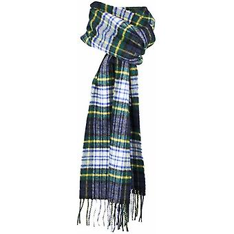 Dellen-Lambswool Tartan-Schal - Dress Gordon
