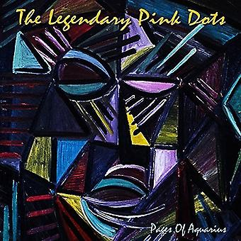 Legendary Pink Dots - Pages of Aquarius [CD] USA import