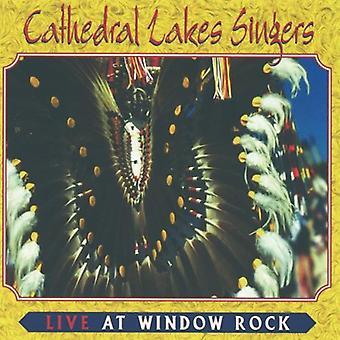 Katedralen søer sangere - Live på Window Rock [CD] USA import