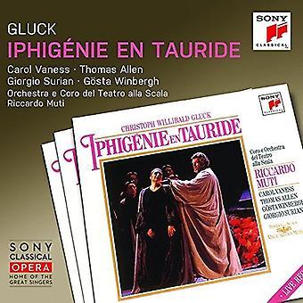Gluck / Muti, Riccardo - Gluck: Iphigenie En Tauride [CD] USA import